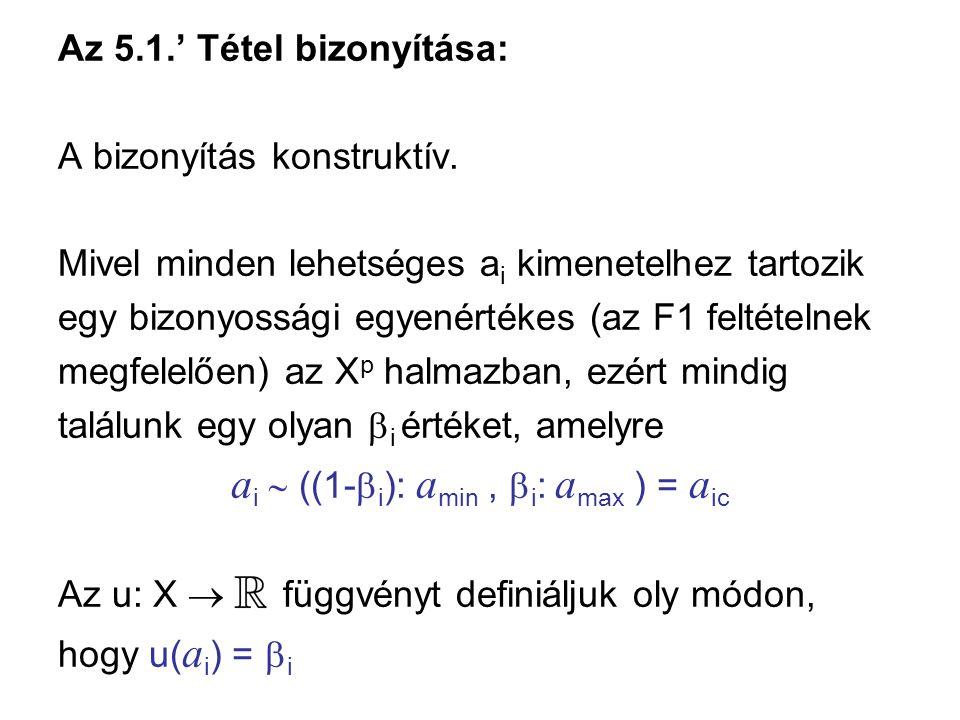 ai  ((1-i): amin , i: amax ) = aic