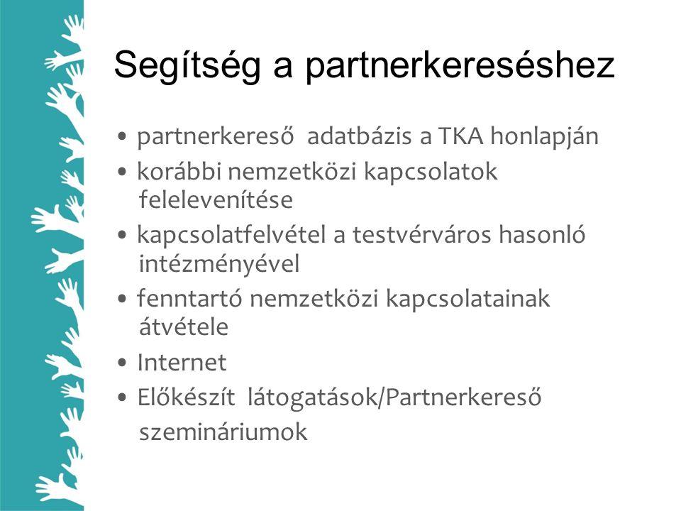 Segítség a partnerkereséshez