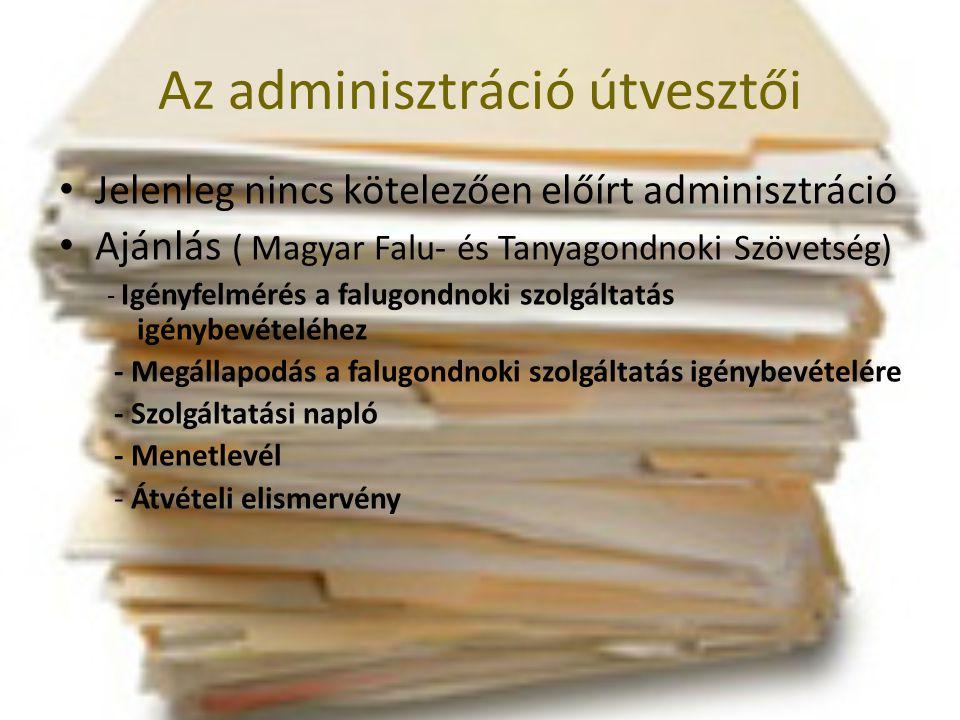 Az adminisztráció útvesztői