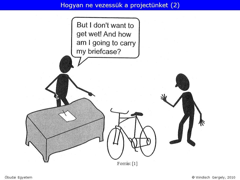 Hogyan ne vezessük a projectünket (2)