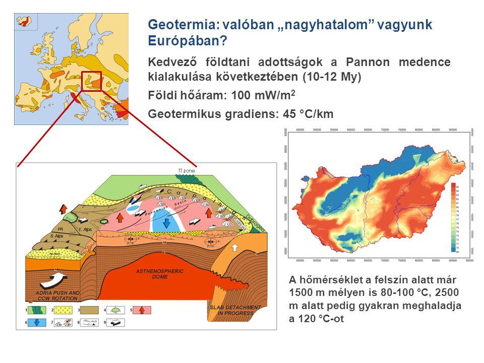 """Geotermia: valóban """"nagyhatalom vagyunk Európában"""