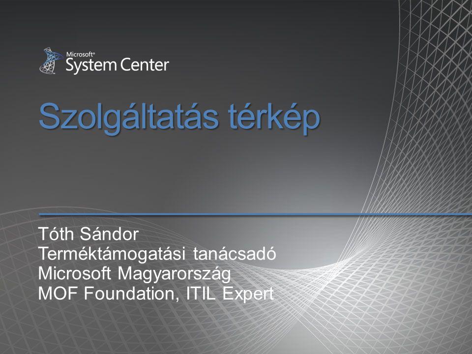 Szolgáltatás térkép Tóth Sándor Terméktámogatási tanácsadó