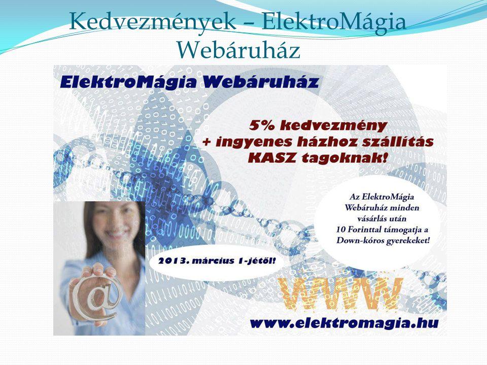 Kedvezmények – ElektroMágia Webáruház