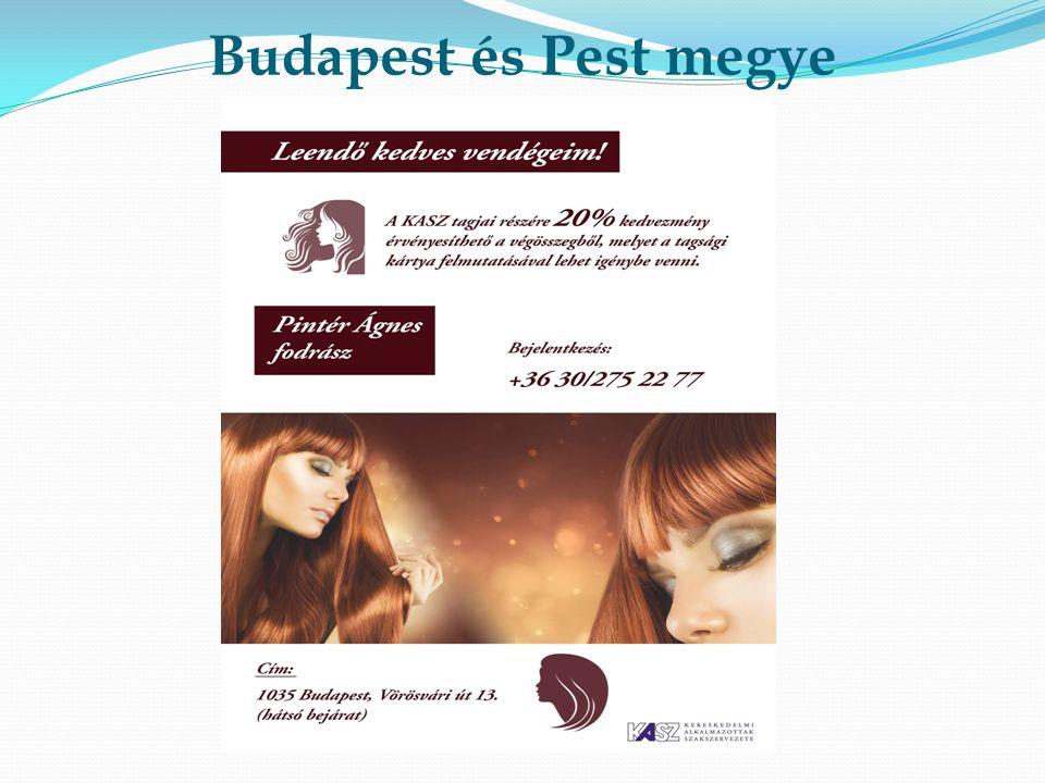 Budapest és Pest megye
