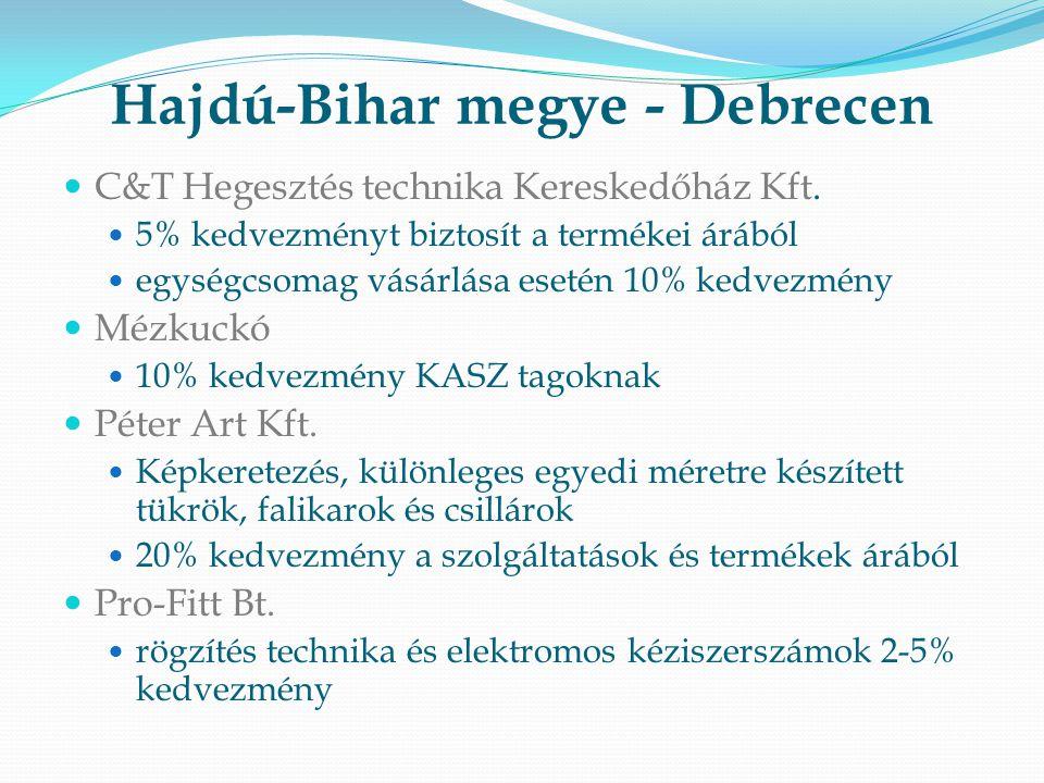 Hajdú-Bihar megye - Debrecen