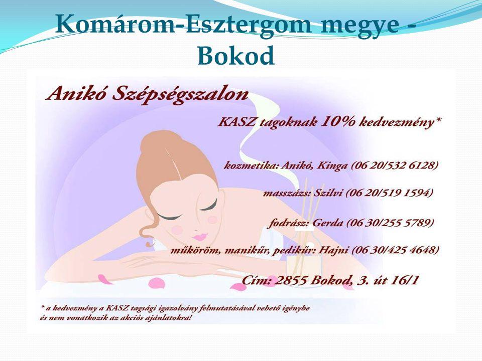 Komárom-Esztergom megye - Bokod