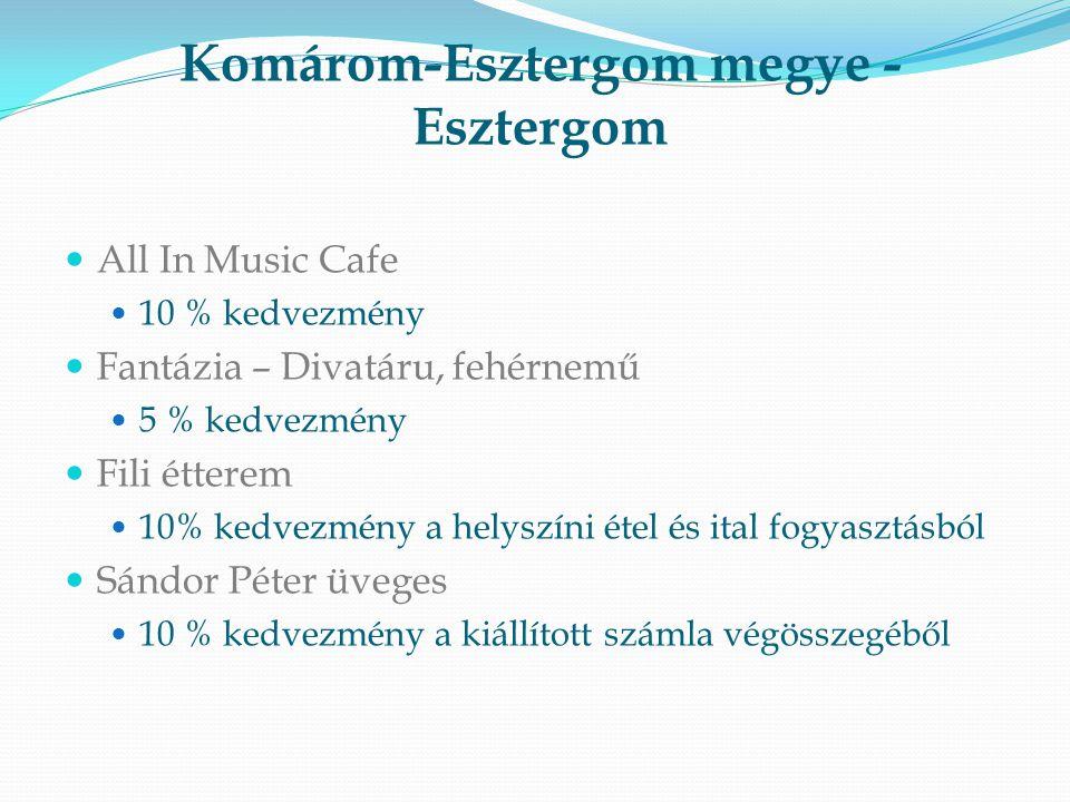 Komárom-Esztergom megye - Esztergom