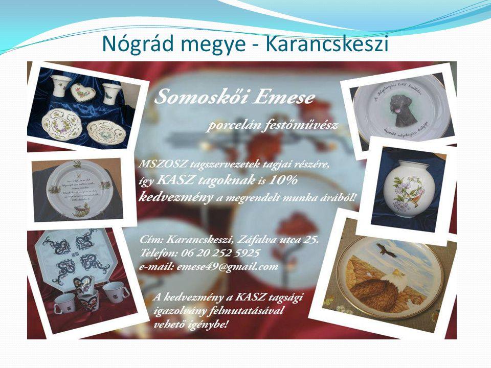 Nógrád megye - Karancskeszi