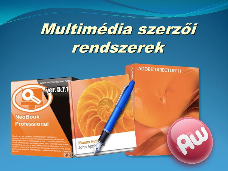 Multimédia szerzői rendszerek