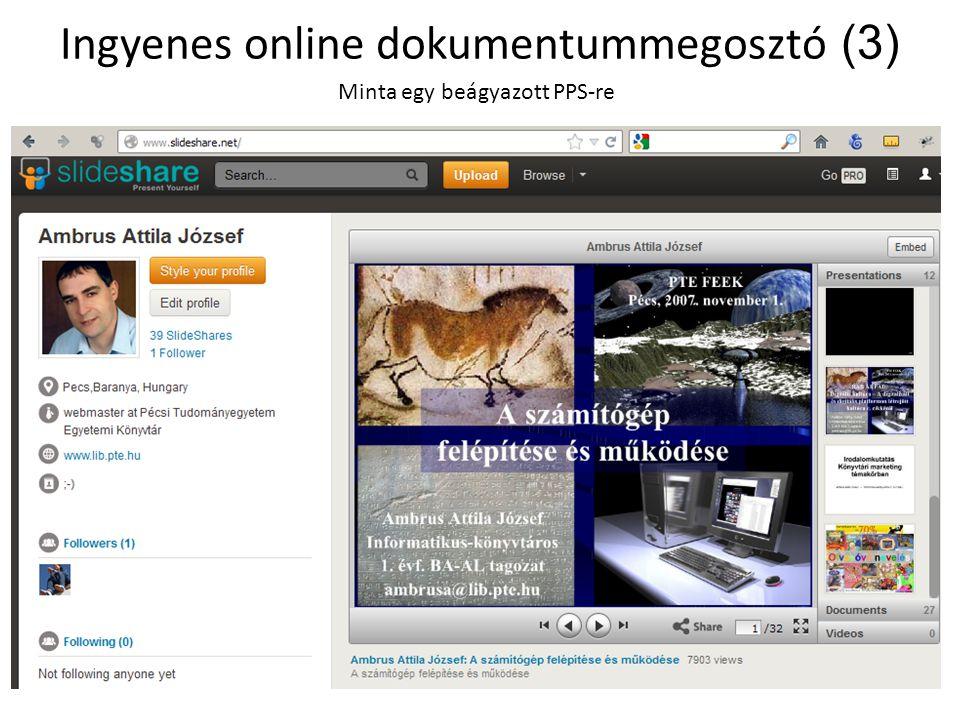 Ingyenes online dokumentummegosztó (3)