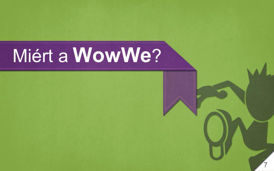 Miért a WowWe 7