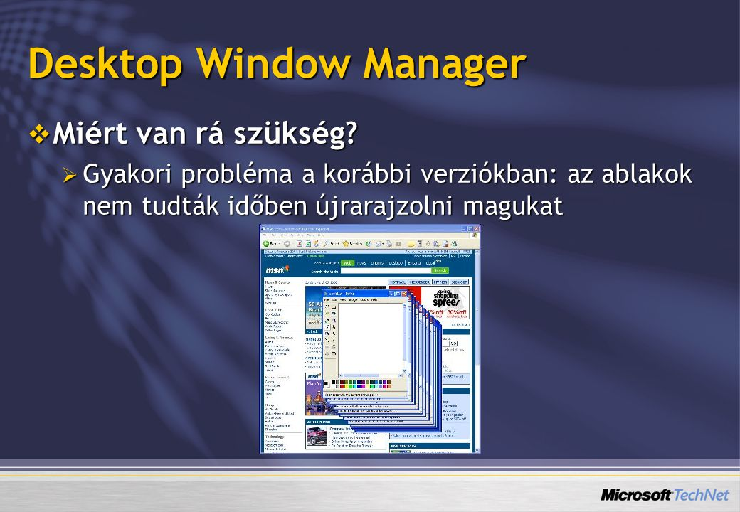 Desktop Window Manager