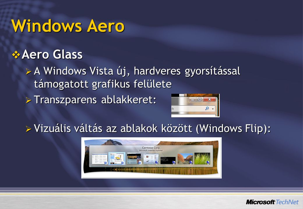Windows Aero Aero Glass