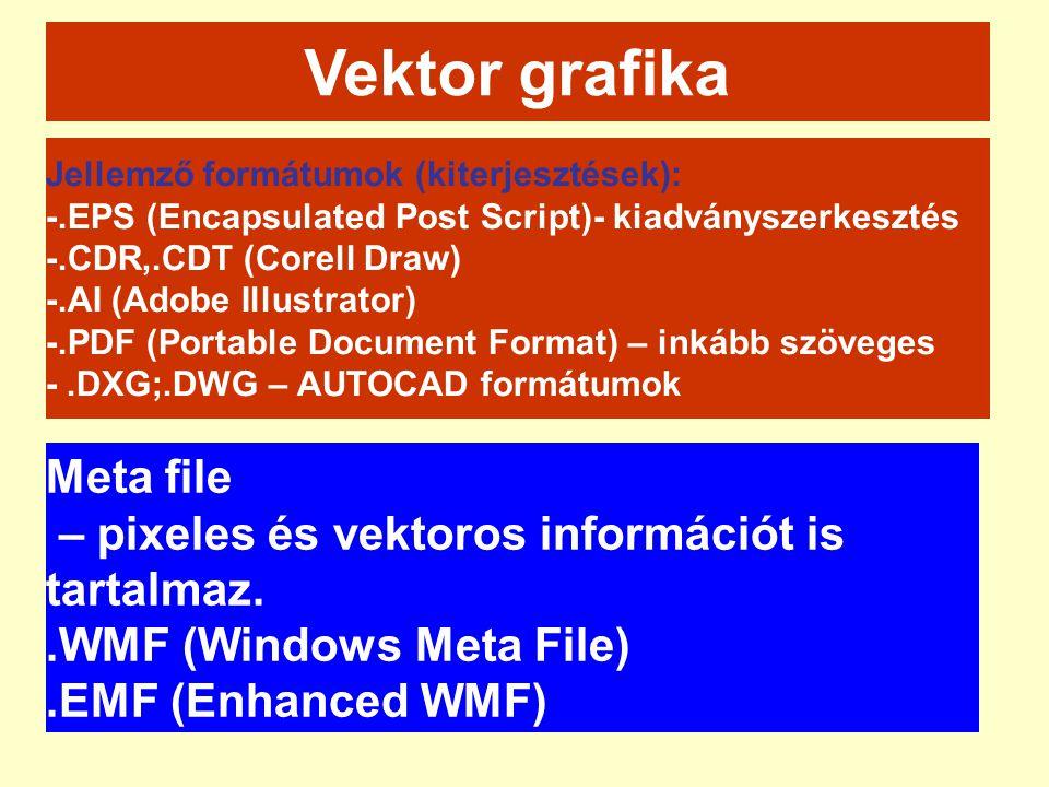 Vektor grafika