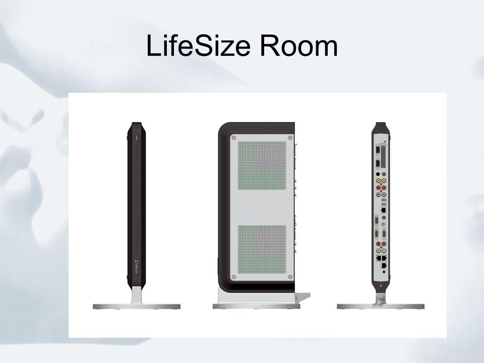 LifeSize Room StreamNet Zebegény 2005