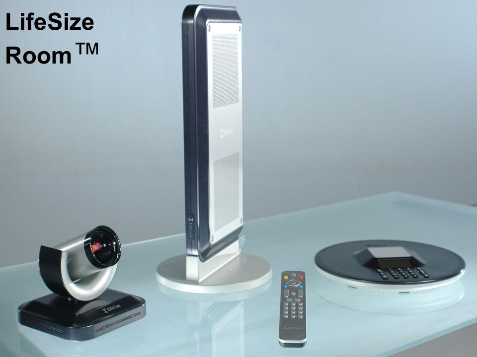 LifeSize Room™ StreamNet Zebegény 2005