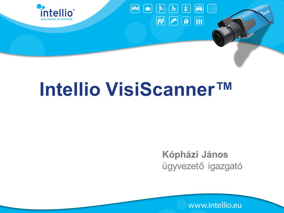 Intellio VisiScanner™
