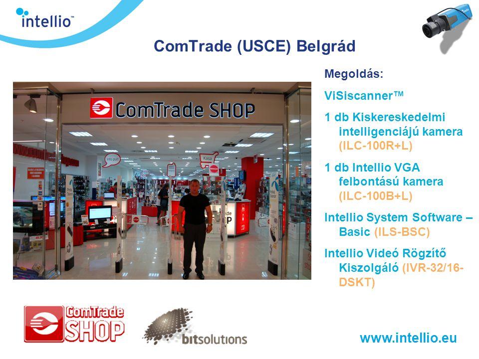 ComTrade (USCE) Belgrád