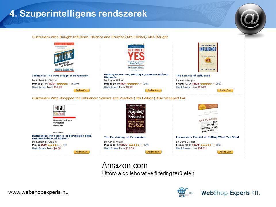 4. Szuperintelligens rendszerek