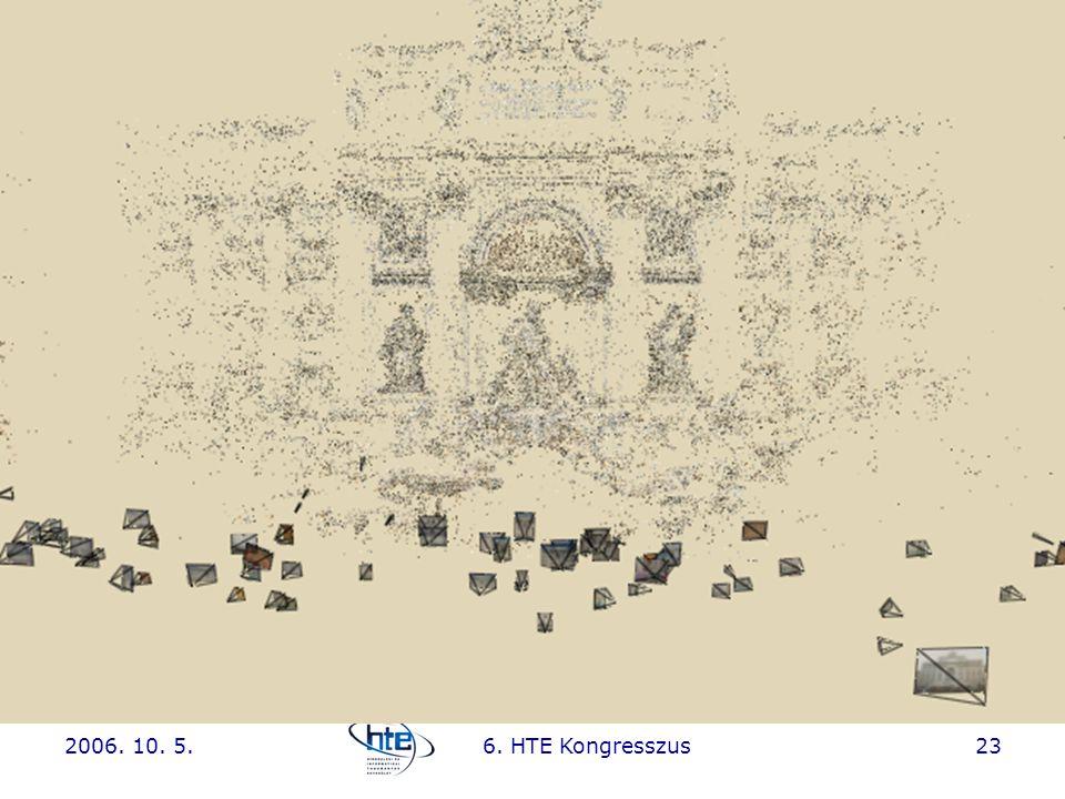 2006. 10. 5. 6. HTE Kongresszus