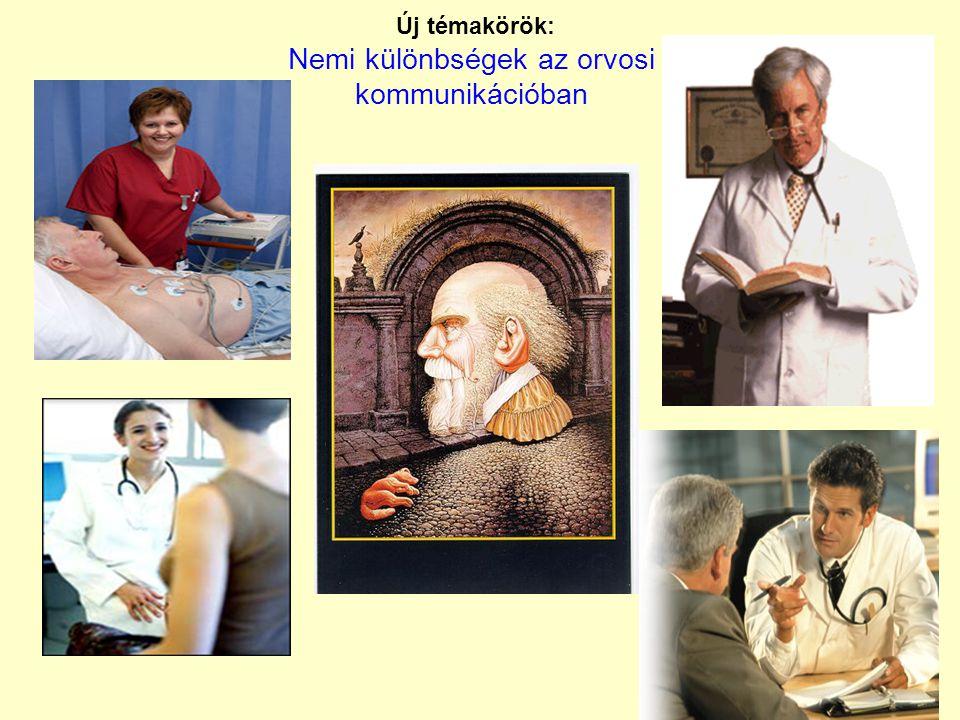 Nemi különbségek az orvosi kommunikációban