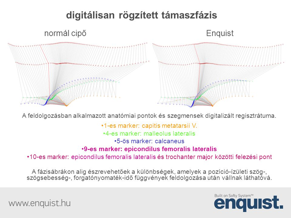 digitálisan rögzített támaszfázis