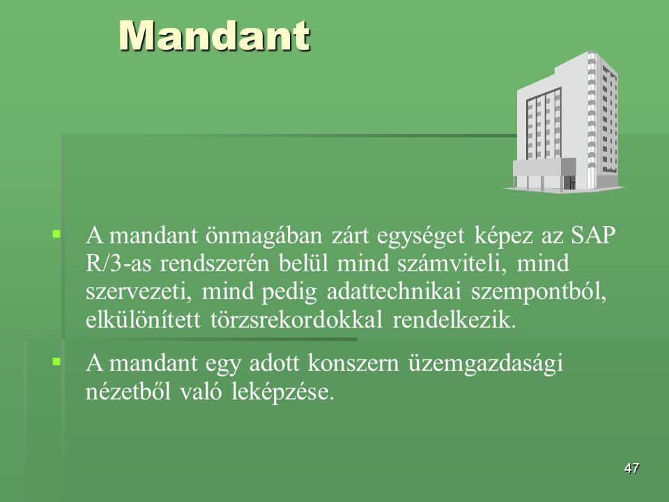 Mandant
