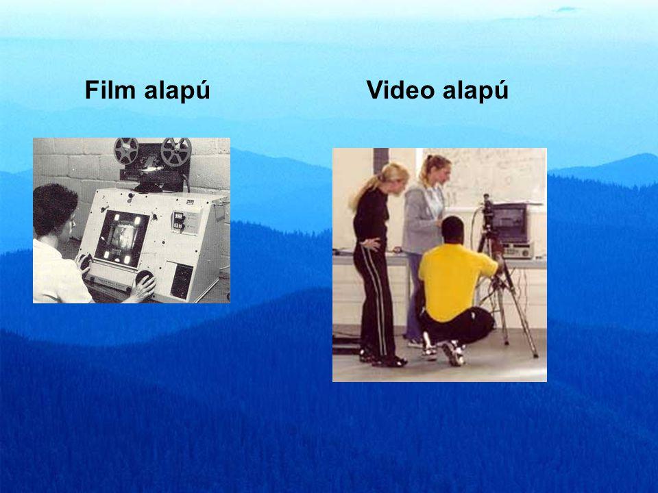 Film alapú Video alapú