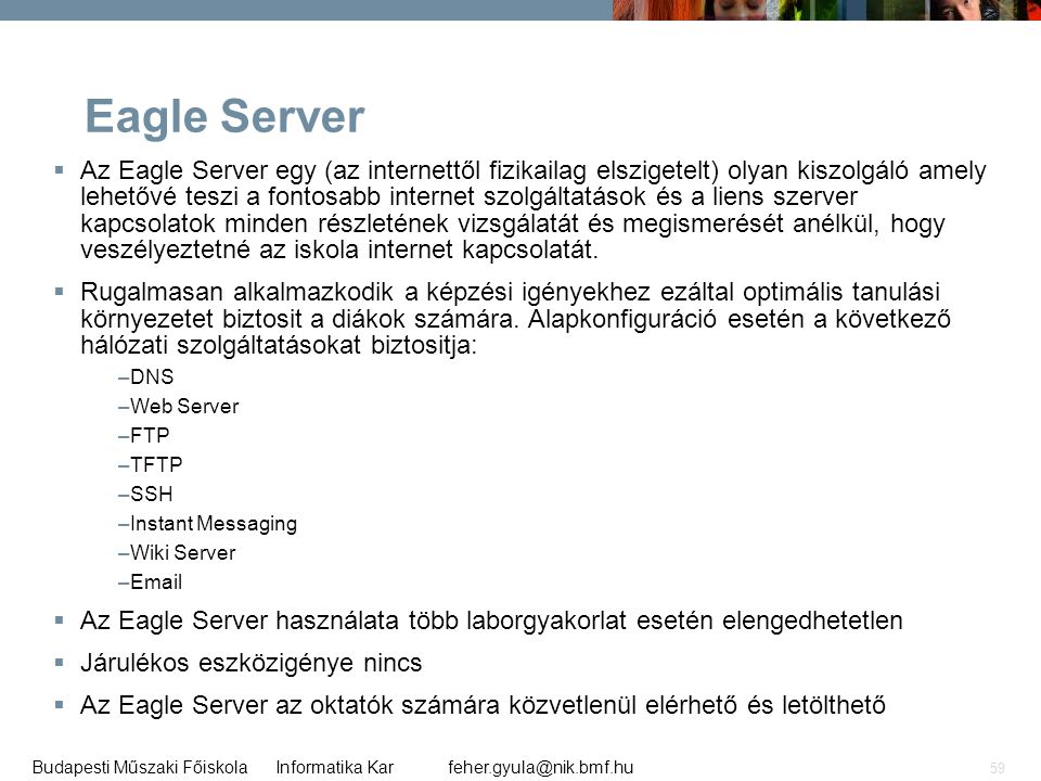 Eagle Server