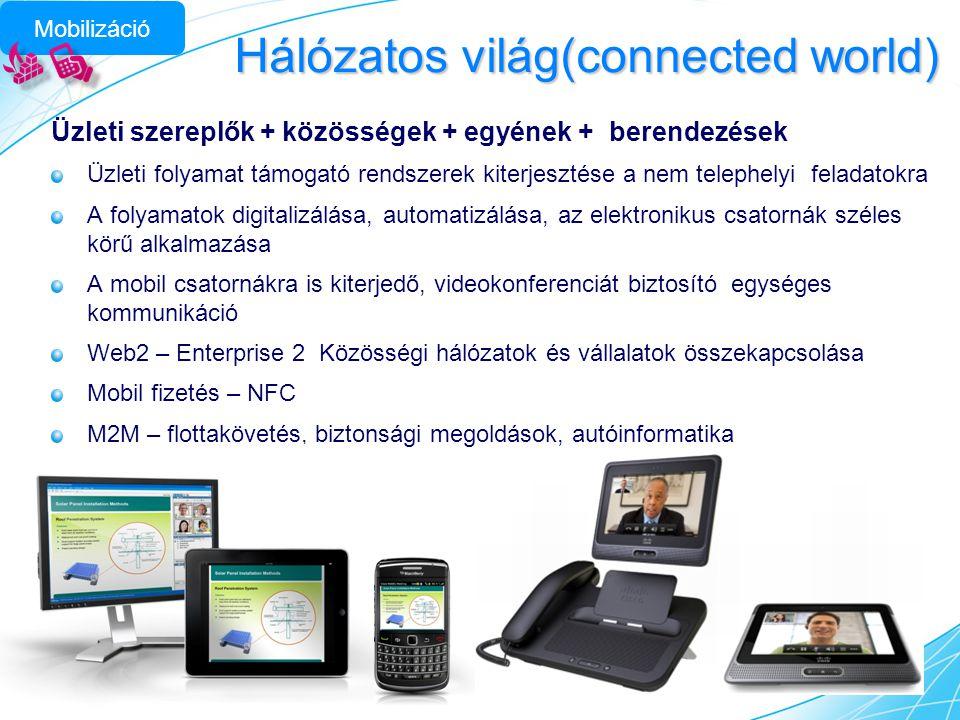 Hálózatos világ(connected world)
