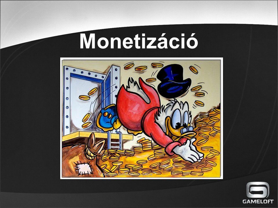Monetizáció