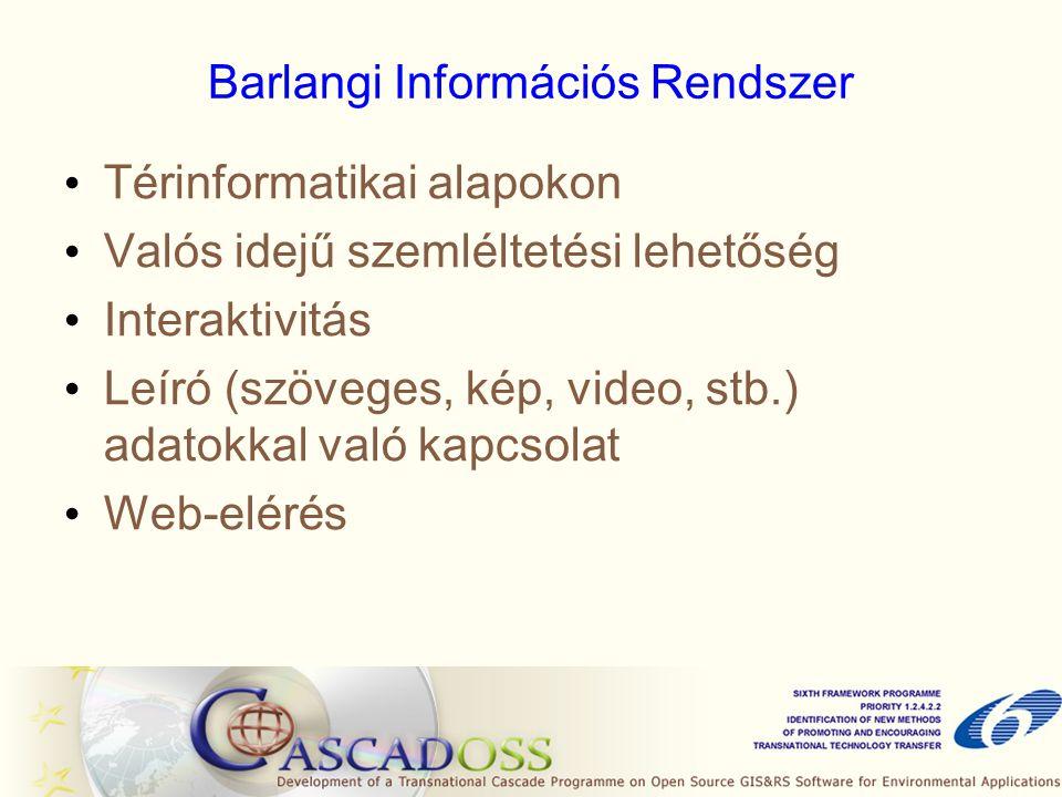 Barlangi Információs Rendszer