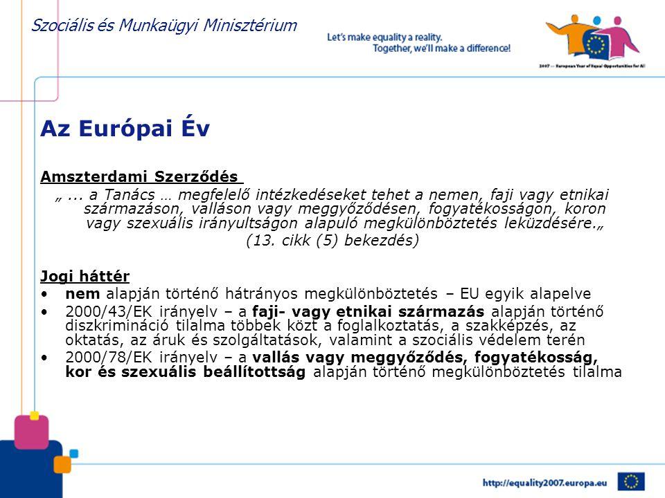 Az Európai Év Amszterdami Szerződés