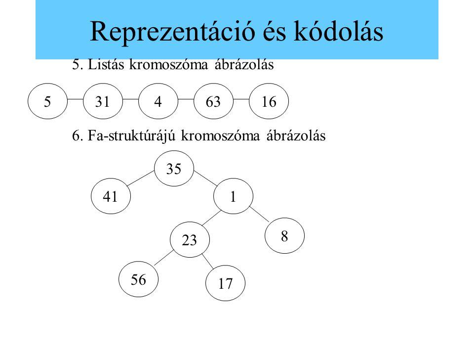 Reprezentáció és kódolás