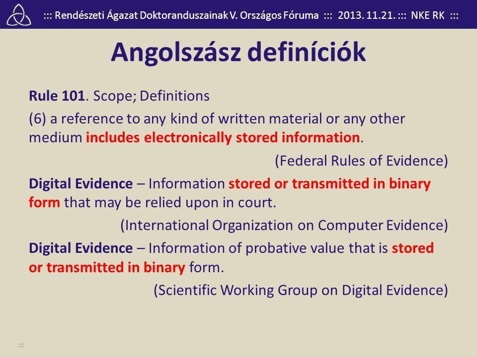 Angolszász definíciók