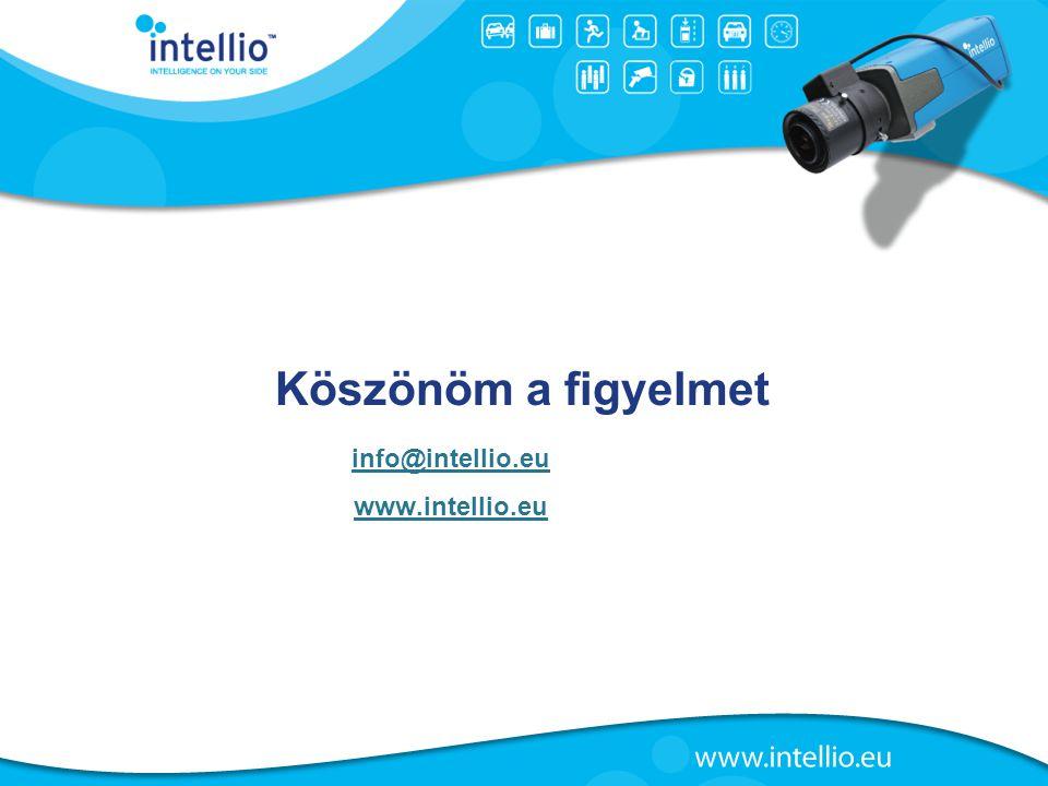 info@intellio.eu www.intellio.eu