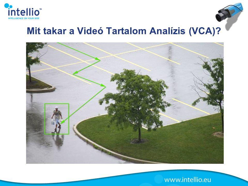 Mit takar a Videó Tartalom Analízis (VCA)