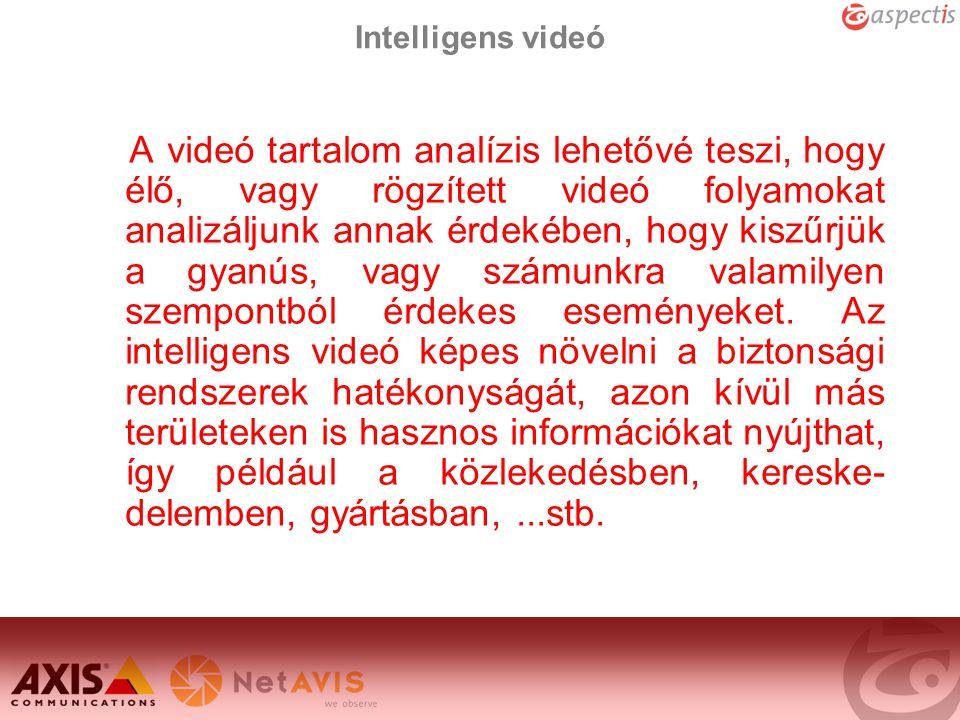 Intelligens videó