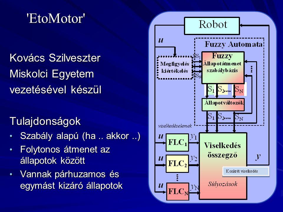 EtoMotor Kovács Szilveszter Miskolci Egyetem vezetésével készül