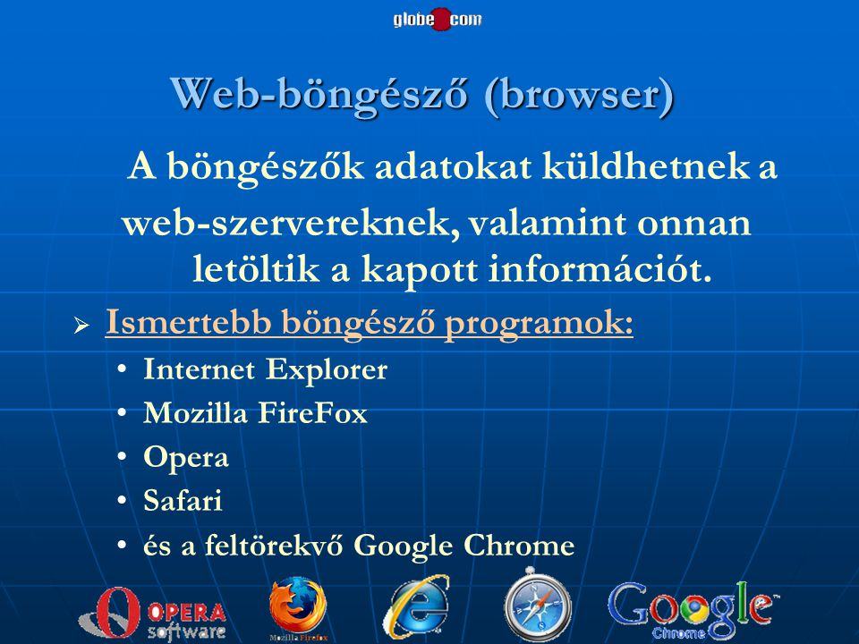 Web-böngésző (browser)