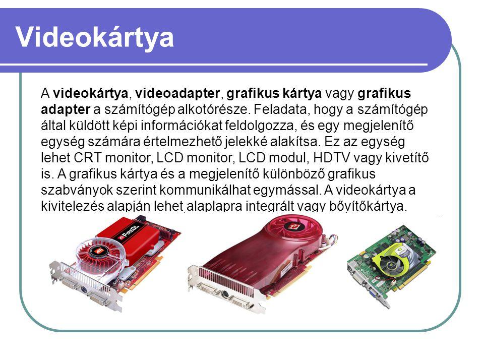 Videokártya