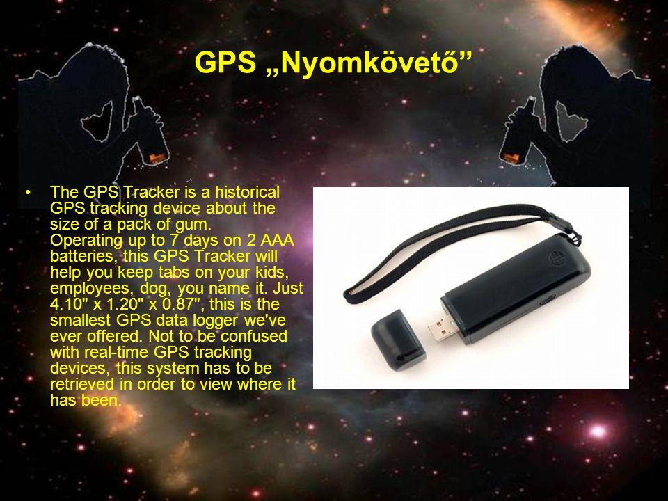 "GPS ""Nyomkövető"