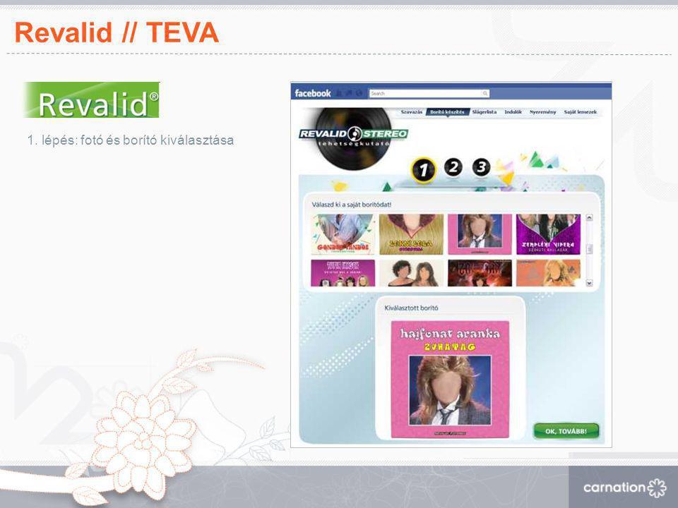 Revalid // TEVA 1. lépés: fotó és borító kiválasztása 21