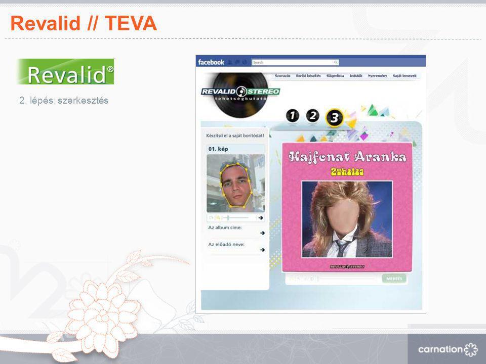 Revalid // TEVA 2. lépés: szerkesztés 22