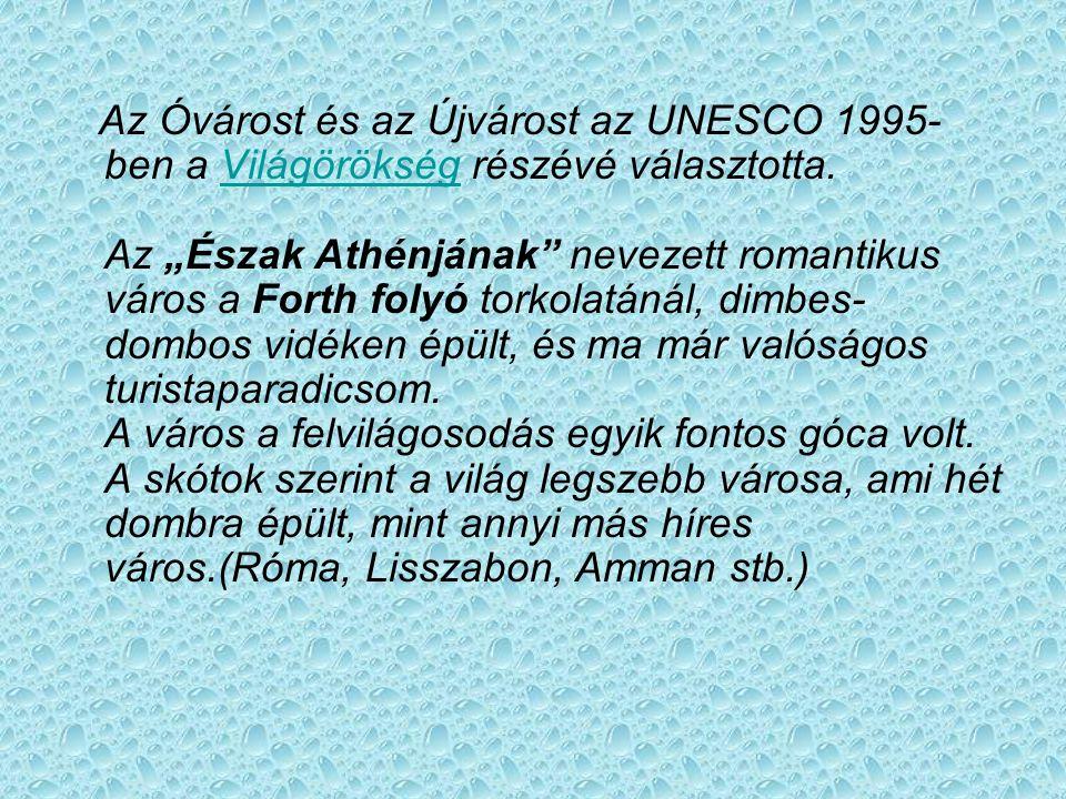 Az Óvárost és az Újvárost az UNESCO 1995-ben a Világörökség részévé választotta.