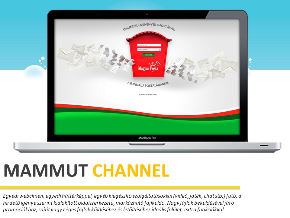 MAMMUT CHANNEL