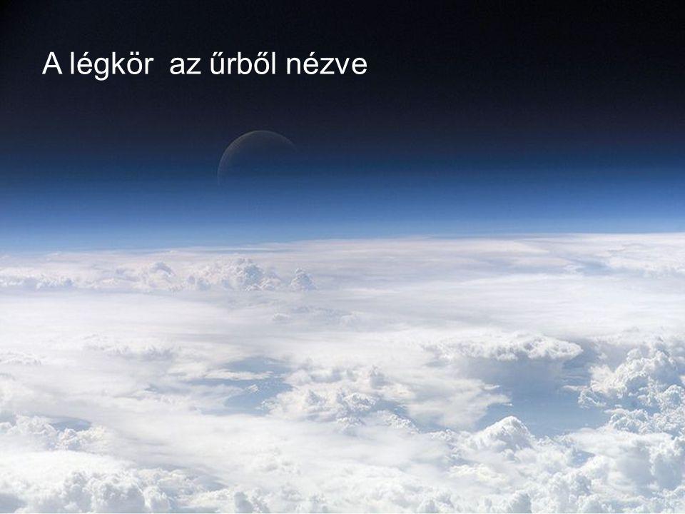 A légkör az űrből nézve Ea