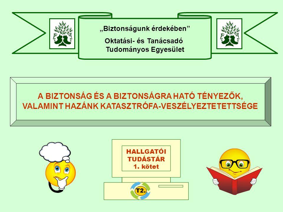 """""""Biztonságunk érdekében Oktatási- és Tanácsadó"""