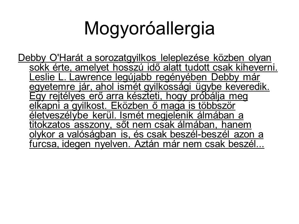 Mogyoróallergia