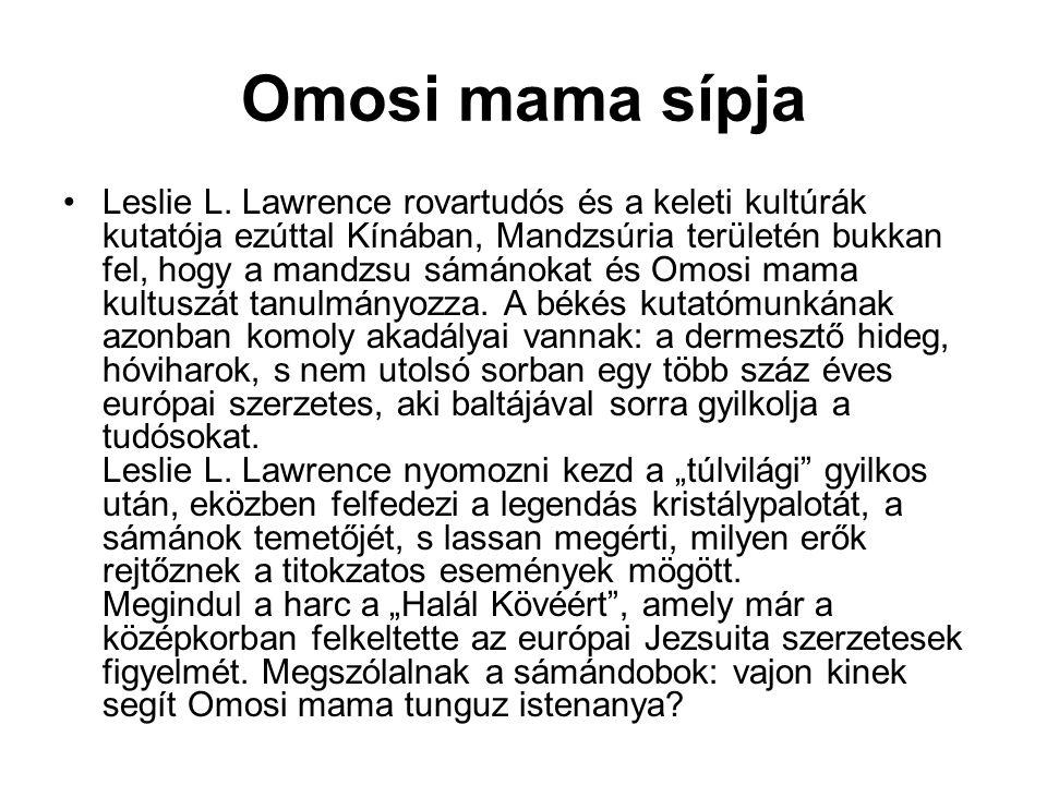 Omosi mama sípja